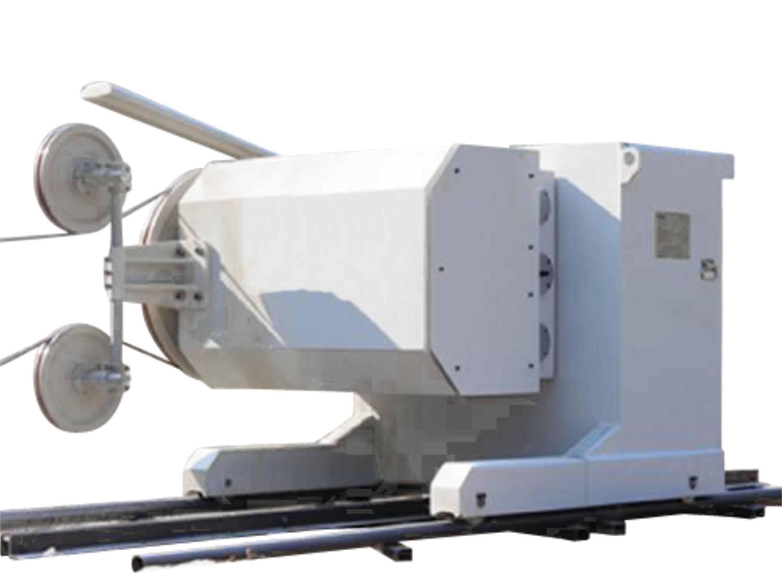 TJTB-37/45/55/75/90/95 KW Quarry Diamond Wire Saw Machine for ...