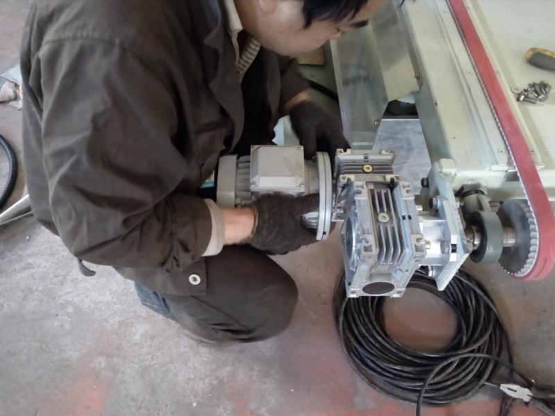 Granite And Marble Horizontal Thin Plate Cutting Machine